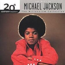 20th Century Masters-The Best of Michael Jackson (CD & PAPER SLEEVE)