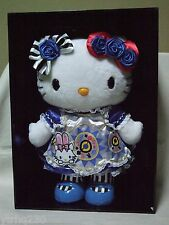 Hello Kitty 40th Anniversary Alice Kawaii 30cm Big Plush Doll Sanrio 2013 NIB!