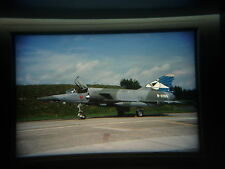 military aircraft slide Swiss Air Force Mirage III RS R-2103 Dubendorf svd6