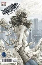 Spider-Man Renew your vows #1 Stanley 'Artgerm' Lau Copic Variant 1st Print NM