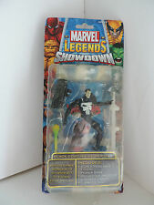 Marvel Legends Showdown Figure Black Costume Spider man Misprint Defect
