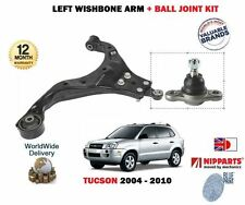 FOR HYUNDAI TUCSON 2004-2010 NEW LEFT FRONT LOWER WISHBONE ARM + BALL JOINT KIT