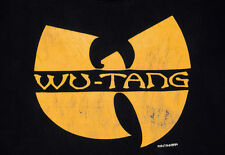 Original 1993 WU TANG clan ain't nuttin to f**k wit! vtg 90s hip hop T-shirt XL