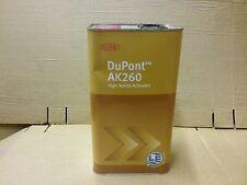 Dupont 2K activateur AK260 5 litre durcisseur catalyseur pour hs peintures