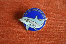 12406 PIN'S PINS PARC OCEANIQUE COUSTEAU PARIS - DAUPHIN DOLFIN