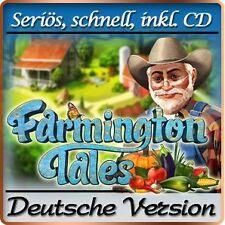 Farmington Tales - Geschichten vom Land DELUXE - Windows XP / VISTA / 7 / 8
