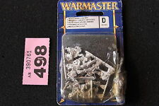 Games Workshop Warmaster High Elves Heroes and Wizards 10mm BNIB New Characters