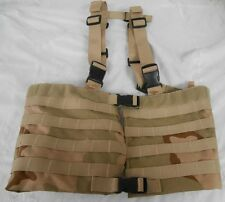 Molle Tactical Assault Panel Chest Rig DCU New without Tags