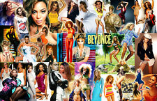 Beyonce' Collage Poster (A)
