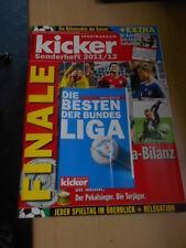 Kicker Sportmagazin Sonderheft Finale 2011-12