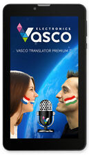 "Vasco Translator Premium 7"" - Cutting-edge Language Voice Electronic Translator"