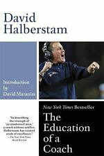 The Education of a Coach by David Halberstam Paperback Book (English)