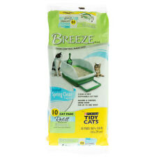 Purina® TIDY CATS Breeze Scented Litter Box Cats Pads Refills 10 Per Pouch