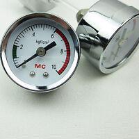 Aquarium-Manometer für DIY CO2-Generator-System Anlage Tank