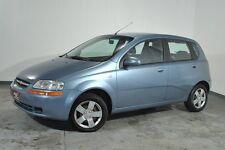 Chevrolet: Aveo SVM