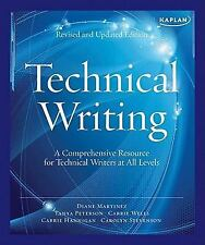 Kaplan Technical Writing: A Comprehensive Resource for Technical Writers at All