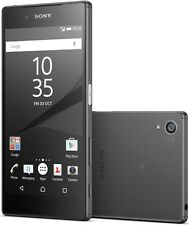 Sony Xperia Z5 E6653 32GB Graphite Black Unlocked Smartphone Grade A Excellent