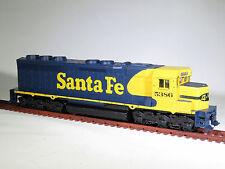 HO Athearn SANTA FE EMD SD45 Diesel Locomotive ATSF 5386 Dummy NIOB