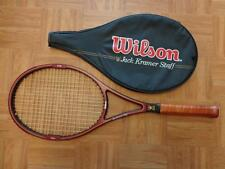 Wilson Jack Kramer Staff Mid 85 Made in St. Vincent 4 3/8 grip Tennis Racquet