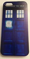 Doctor Who TARDIS Police Box Case For  iPhone 5/5s