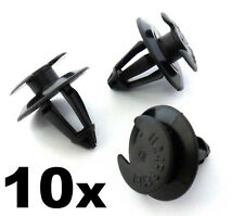 10x VW Plastic Interior Trim Clips for Door Card Mouldings Panels & Boot Linings
