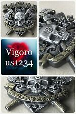 """Give Me Liberty...Death, Commemorative US ARMY 3D High Relief 2"""" Challenge Coin"""