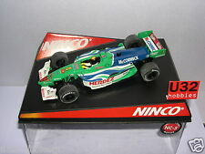 NINCO 50318 SLOT CAR LOLA FORD #4 HERDEZ COMPETITION   MB
