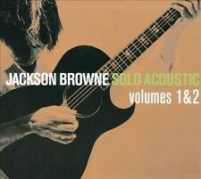 Solo Acoustic, Vol. 1 & 2 [Digipak] by Jackson Browne (CD, Nov-2008, 2 Discs,...