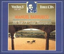 FREE US SH (int'l sh=$0-$3) USED,MINT CD : 300 Years of Guitar Masterpieces