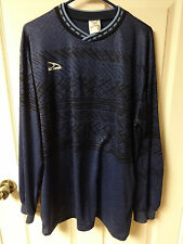 Vintage Score by American Soccer Long Sleeve with Pads Football Jersey Adult XL