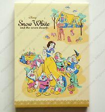 *defect* Disny Made Snow White Princess small Memo Pad 4 paper design 100 sheet