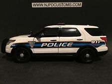 Vineland Police NJ 1:24 Scale Ford Expedition Police SUV