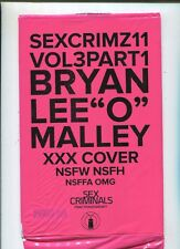 "Sex Criminals  11 Vol 3 Part 1  Lee ""O"" Malley  Unread New / Near Mint  **28"