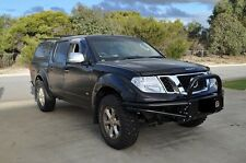 XROX BULL BAR NISSAN NAVARA D40 STX & STX550 Pathfinder R51 SPAIN VIN 2010 ON