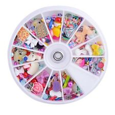 1200 Pcs resin embellishments lots decoden scrapbooking flatback bow cat pearl
