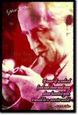 JRR TOLKIEN PHOTO PRINT LORD OF THE RINGS J. R. R. POSTER GIFT
