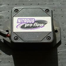 Nitrous ProFlow Programmable TPS Activation System USED
