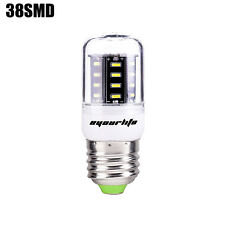 E27 38 LED 4014 SMD Cover Corn Light Lamp Bulb Lights Warm White 220V 2202