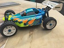 OFNA 1:8 LX COMP Nitro RC Buggy Roller Chassis Part Mugen AE Car