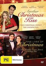 Another Christmas Kiss / Nine Lives Of Christmas (DVD, 2016) (Region 4) Aussie
