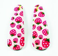 USA Bobby Pin Hairpin hair clip Accessory Fashion Strawberry Child Lady Pink 2