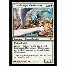 Dawnbringer Charioteers  X4 NM   Journey into Nyx    MTG Magic Cards White  Rare