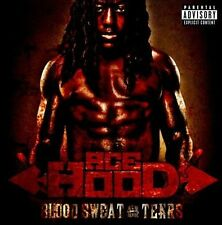 Blood Sweat & Tears [PA] by Ace Hood (CD, Aug-2011, Def Jam (USA))