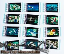 Pokemon Heros  -12pack - 35mm Film Cell Lot movie memorabilia Aus Seller
