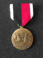 (A19-070) US Orden WWII Occupation Navy Medal