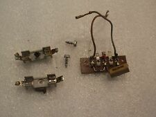 PENNANT FEVER WILLIAMS PINBALL MACHINE PLAYFIELD LOT RESISTOR & FUSE BANKS!
