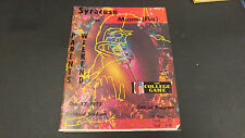 October 14 1972 Syracuse vs Navy Football Program