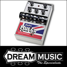 Electro Harmonix EHX English Muff'n Tube Distortion Preamp Guitar Pedal RRP$509