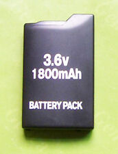 1800MAH REPLACEMENT BATTERY FOR SONY PSP 1003 1004
