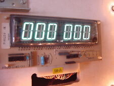 Gottlieb Pinball, 6 Digit Display, Clean Used Nice! Guaranteed To Work.